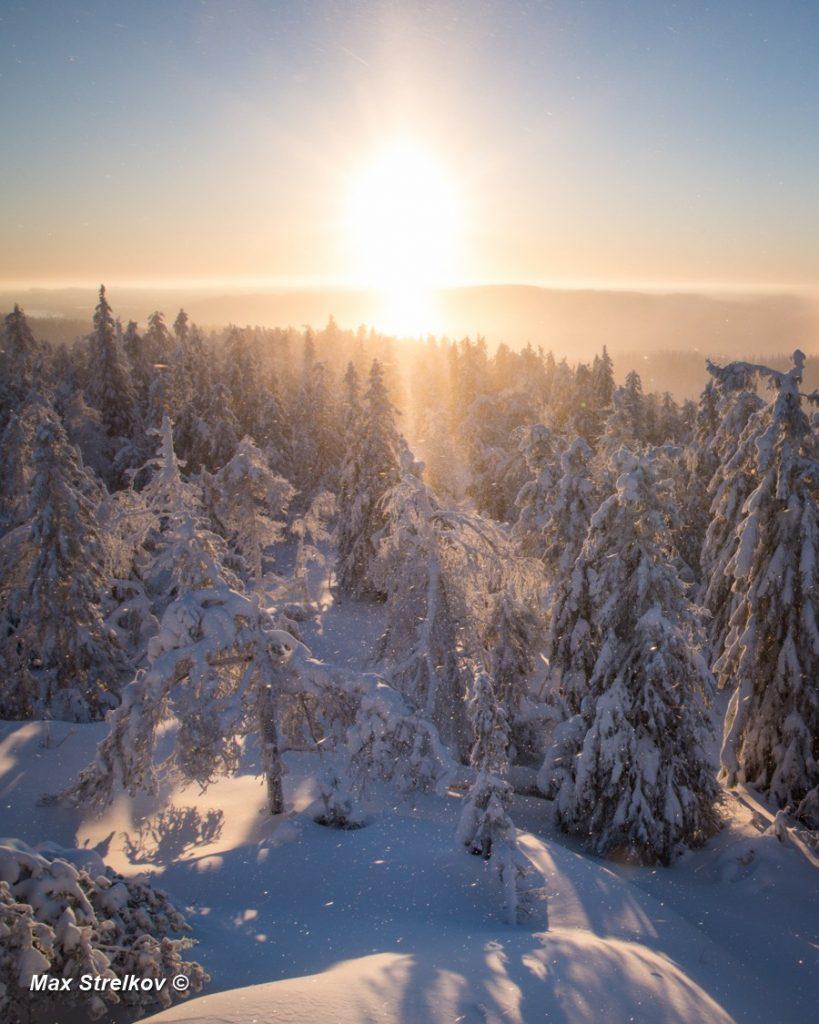 снежный Армагеддон