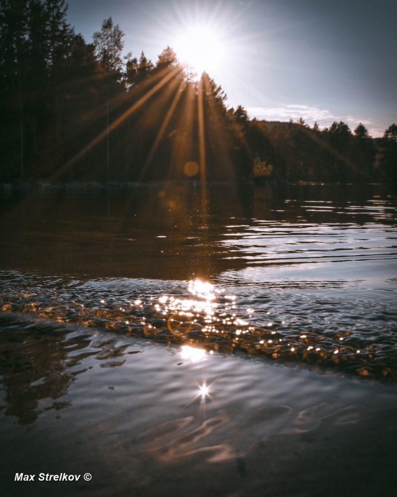 озеро Пиелинен