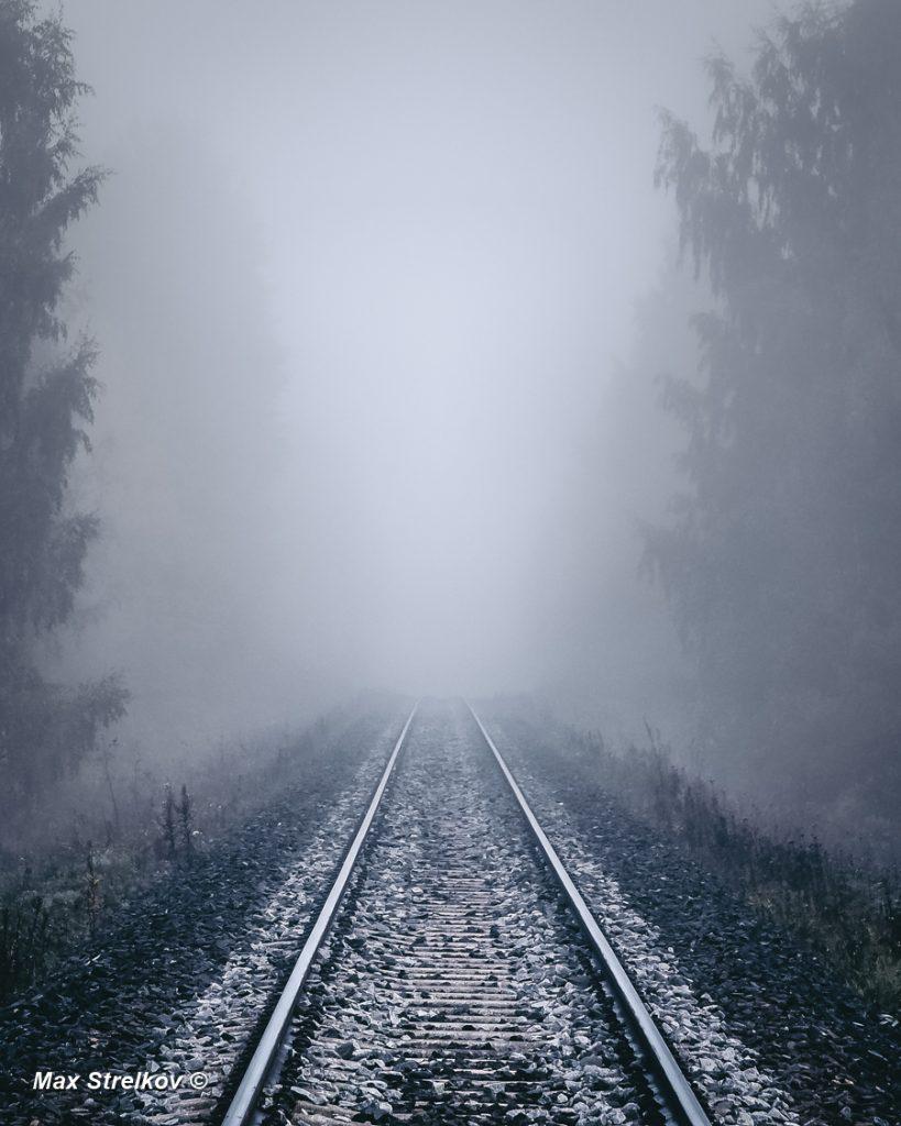 туман в Лехмо