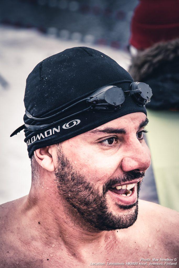 Finnish Winter Swimming Championships 2020