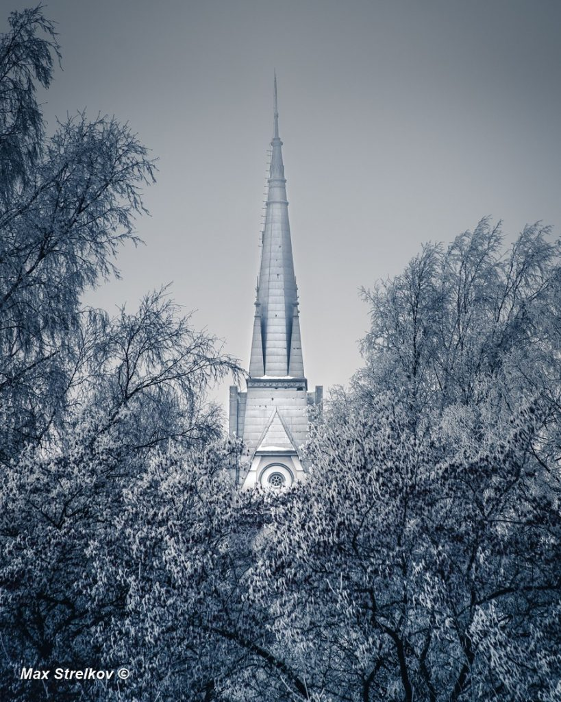 Евангелическо-лютеранская церковь Joensuu