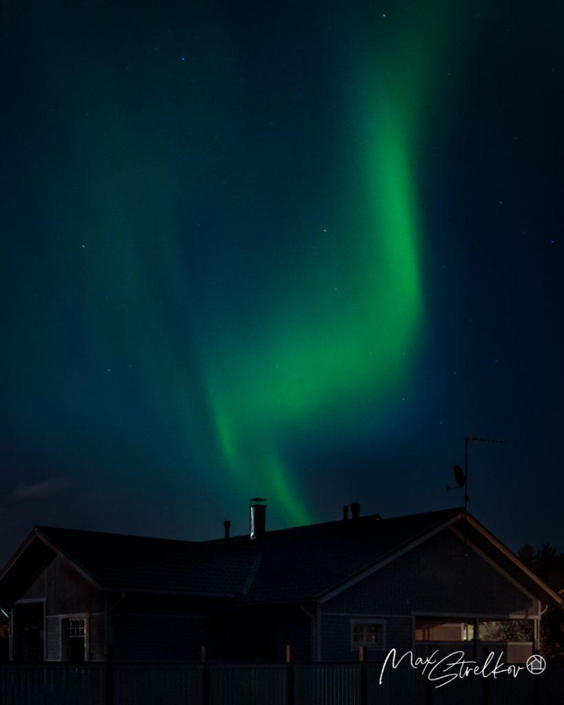 Секреты финского Северного сияния