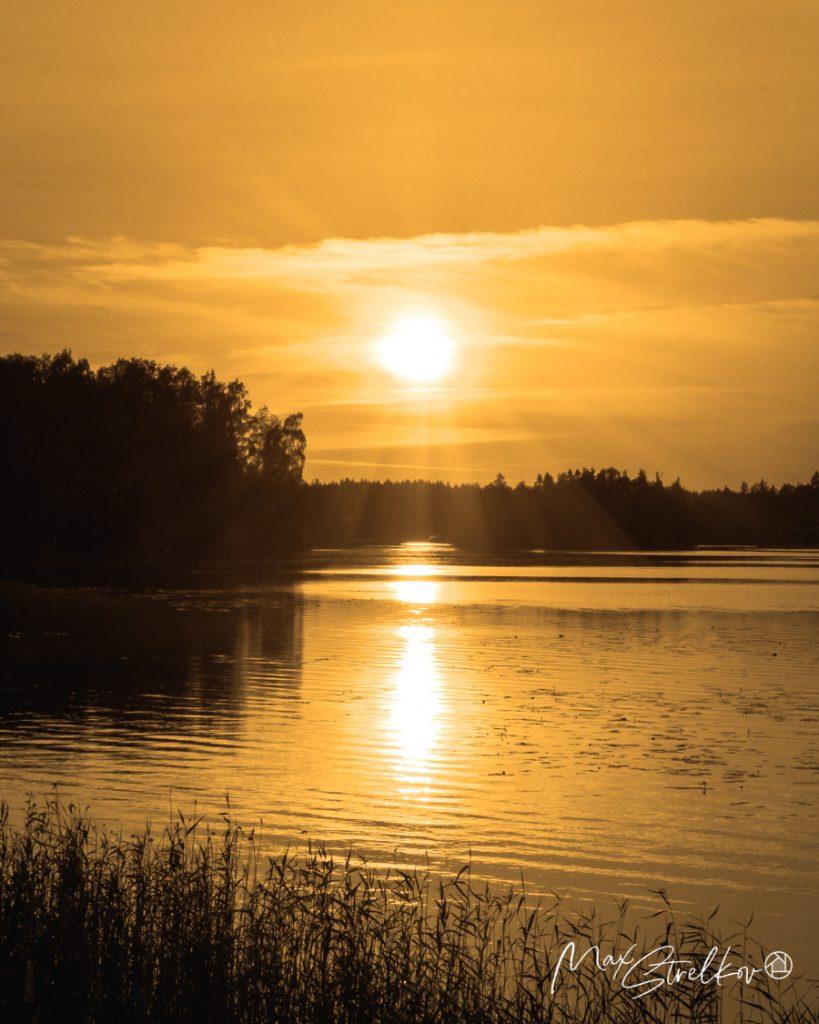 Возвращаясь из Savonlinna