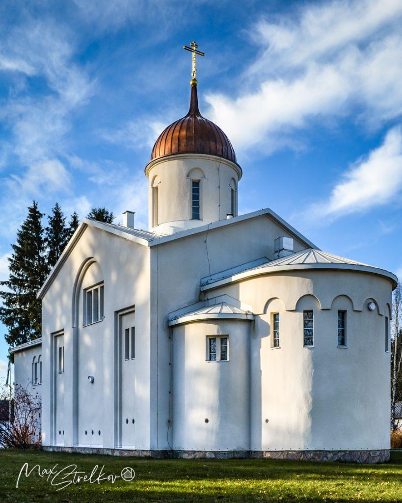Новый Валаам Valamon luostari, Uusi-Valamo