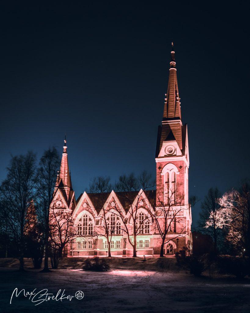 Lutheran Church of Joensuu