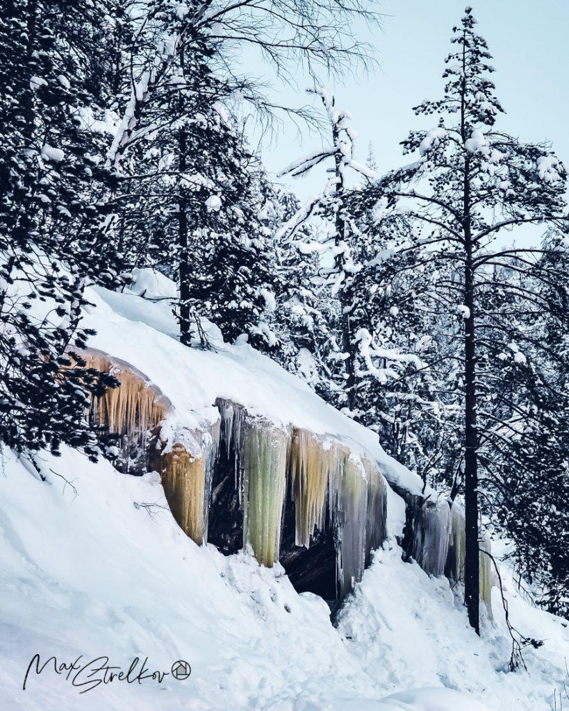 icicles Koli