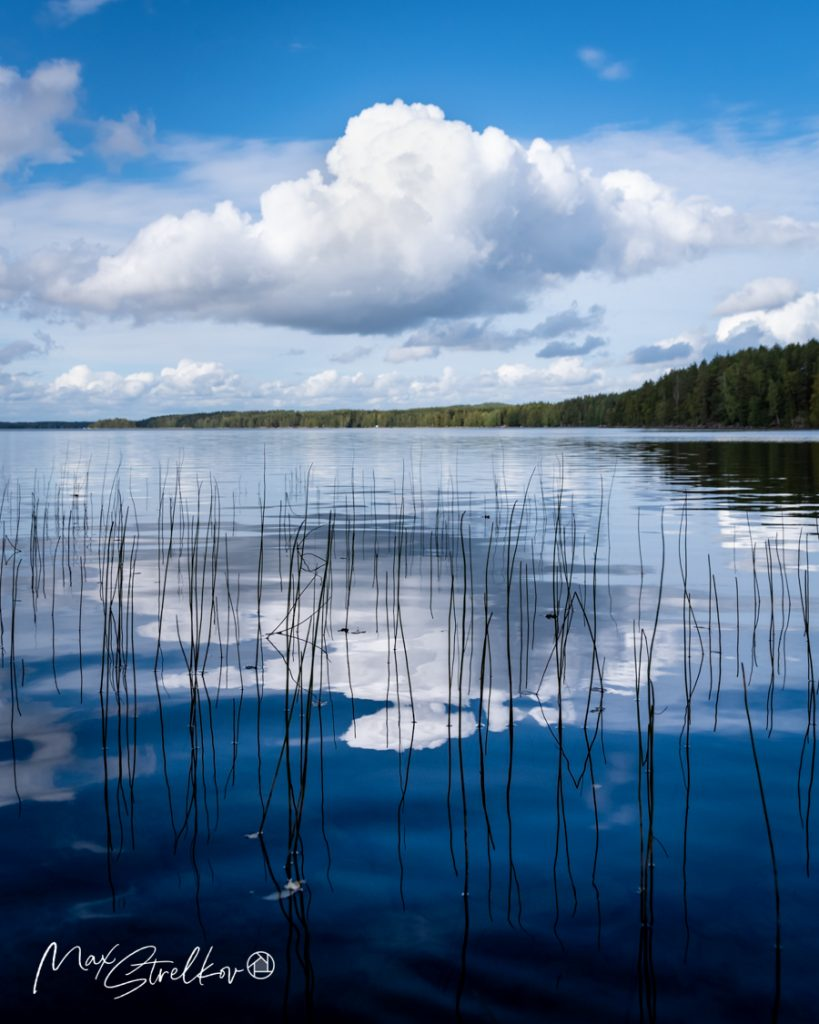 Финляндия в двух цветах